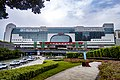 East façade of Shenzhen Railway Station (20190806114727).jpg