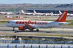 EasyJet, Airbus A320-214(WL), G-EZWL - MAD (21957993278).jpg