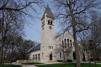 Beloit College - Eaton Chapel