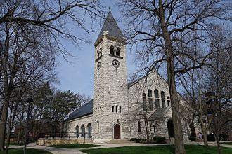 Beloit College - Eaton Chapel