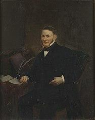 Ebenezer Cooper, Llangollen