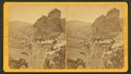 Echo Rocks, Glen Eyrie, by James Collier.png