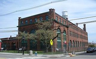 Thomas Edison National Historical Park United States historic place