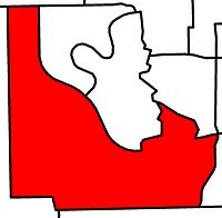 EdmontonSouthWest electoral district 2010.jpg