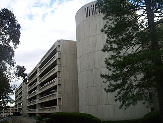 Barton, Australian Capital Territory - The Edmund Barton Building