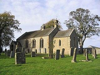 church in Scottish Borders, UK