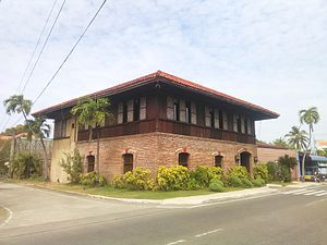 Ancestral houses of the Philippines - Edralin Ancestral house
