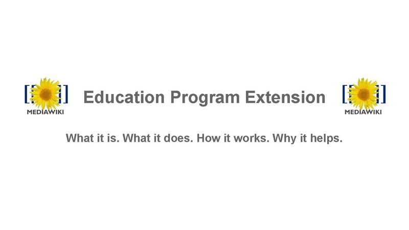 File:Education Program Extension slides for WMCON15.pdf