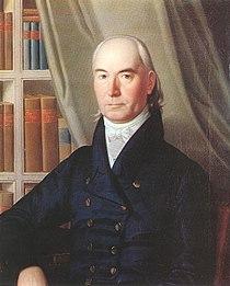 Egger, Vilmos - Portrait of Professor Ferenc Bene (1825).jpg