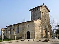 Eglise Saint-Martin de Caupenne- Vue générale.JPG
