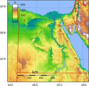 Cartina Del Egitto.Geografia Dell Egitto Wikipedia