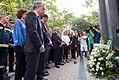El Lehendakari participa en Barcelona en la concentración con motivo del 30 aniversario del atentado de Hipercor 03.jpg