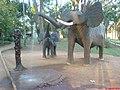 Elefante-Chuveiro no Taquaral. rsrsrsrs.... - panoramio.jpg