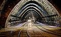 Električkový tunel pod Bratislavským hradom.jpg