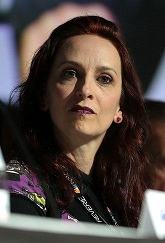 Eliza Schneider - Schneider in March 2018