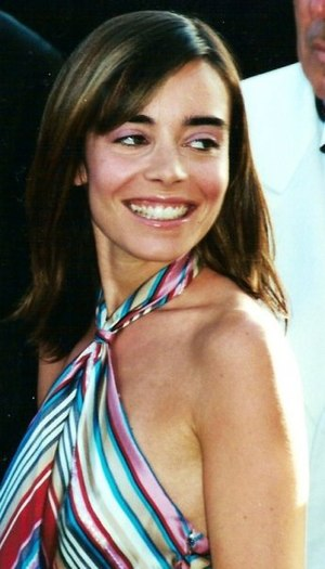 Élodie Bouchez - Bouchez at the 2000 Cannes Film Festival.