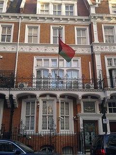 Embassy of Belarus, London