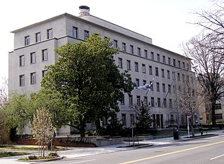 Embassy of South Korea, Washington, D.C. Diplomatic mission of South Korea to the United States