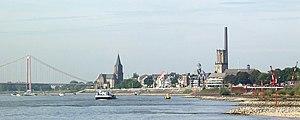 Emmerich am Rhein - Emmerich am Rhein as seen from the east