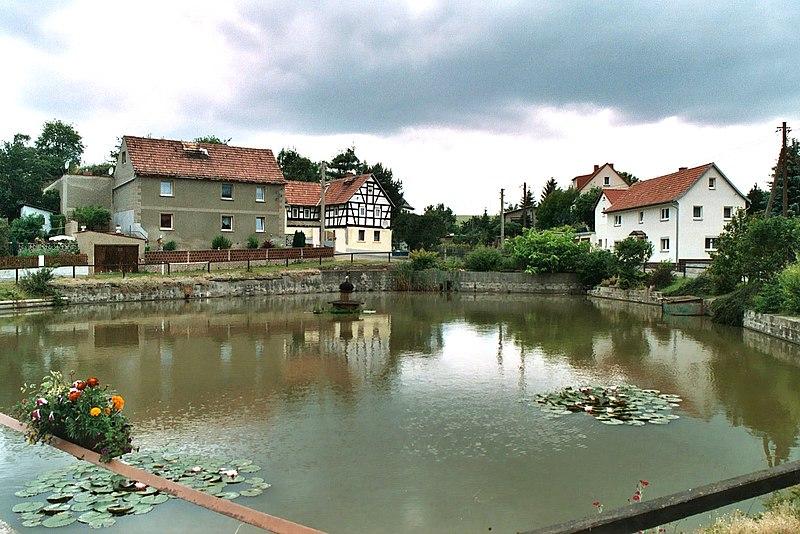File:Endschütz-village pond.jpg