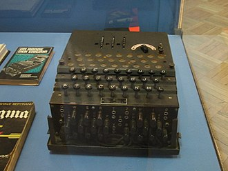 Ultra - Image: Enigma Machine Warzawa
