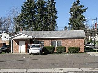 Enon Valley, Pennsylvania Borough in Pennsylvania, United States