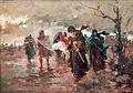 Enrique Simonet - El entierro de San Lorenzo - 1886.jpg