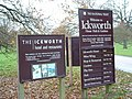 Entrance Sign - geograph.org.uk - 287858.jpg