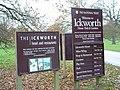 Entrance Sign - geograph.org.uk - 287858.jpg