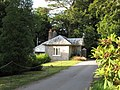 Entrance lodge to Greenway House - geograph.org.uk - 913506.jpg