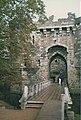 Entrance to Beaumaris Castle - geograph.org.uk - 2258511.jpg