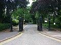 Entrance to Western Park - geograph.org.uk - 1915456.jpg