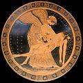Ο Μέμνων από τον αγγειογράφο του 5ου π.Χ. αιώνα Δουρίδα