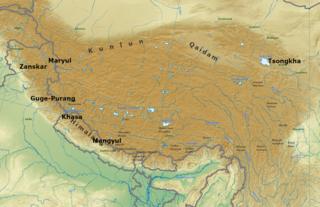 Era of Fragmentation Period of Tibetan history (9th–11th centuries CE)