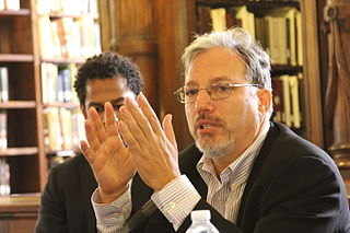 Eric Alterman teacher, historian, journalist, author and media critic