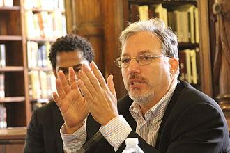 Eric Alterman - Alterman in 2012