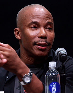 Erik King - Erik King at San Diego Comic Con International in 2013