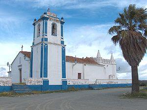 Reguengos de Monsaraz - Image: Ermida de Nossa Senhora do Rosário 1196
