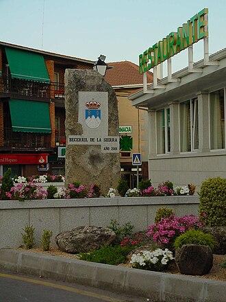 Becerril de la Sierra - Shield of Becerril de la Sierra