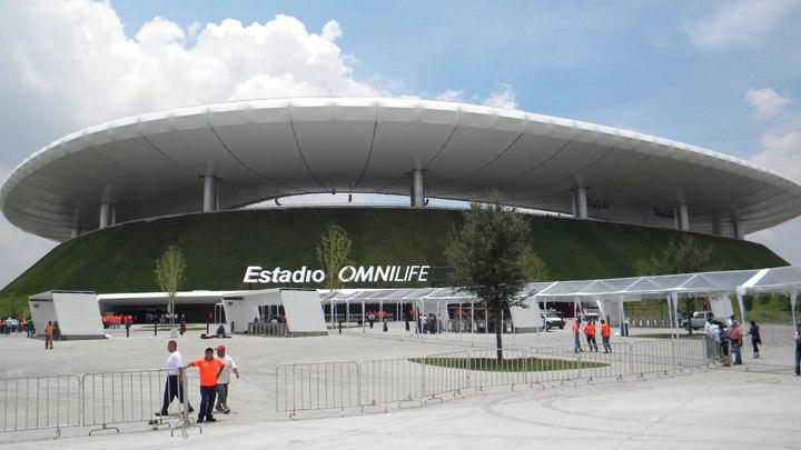 Estadio Omnilife Chivas