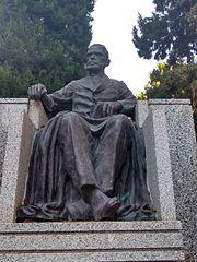 Estatua de Machado de Assis