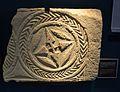 Estela visigoda, Tossalet de les Basses, Museu Arqueològic d'Alacant.JPG