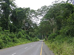 Caxito-Uíge Road
