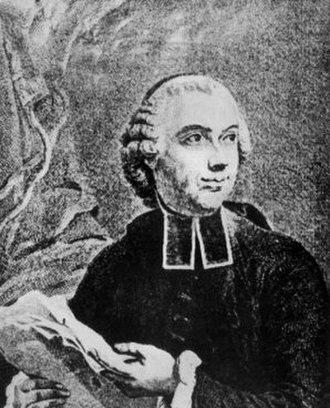 1780 in France - Étienne Bonnot de Condillac