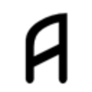Ansuz (rune) - Image: Etruscan A 01