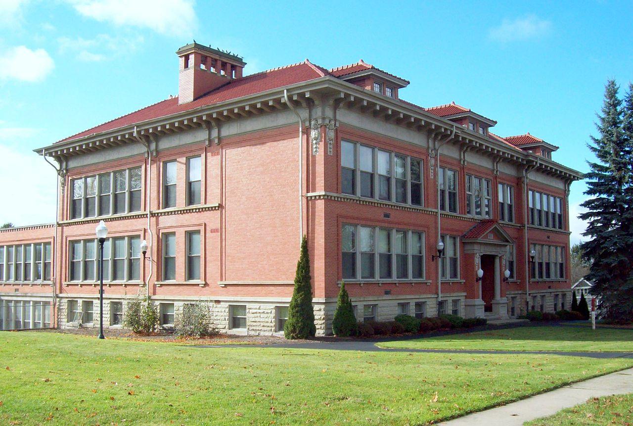 Euclid Avenue School