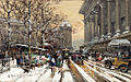 Eugène Galien-Laloue Paris Le marché aux fleurs 1.jpg