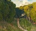 Eugen Bracht - Der Waldweg (1903).jpg