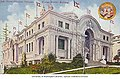 European Foreign Exhibits Building, Alaska-Yukon-Pacific-Exposition, Seattle, Washington, 1909 (AYP 913).jpg