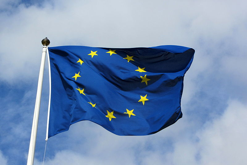 File:European flag in Karlskrona 2011.jpg